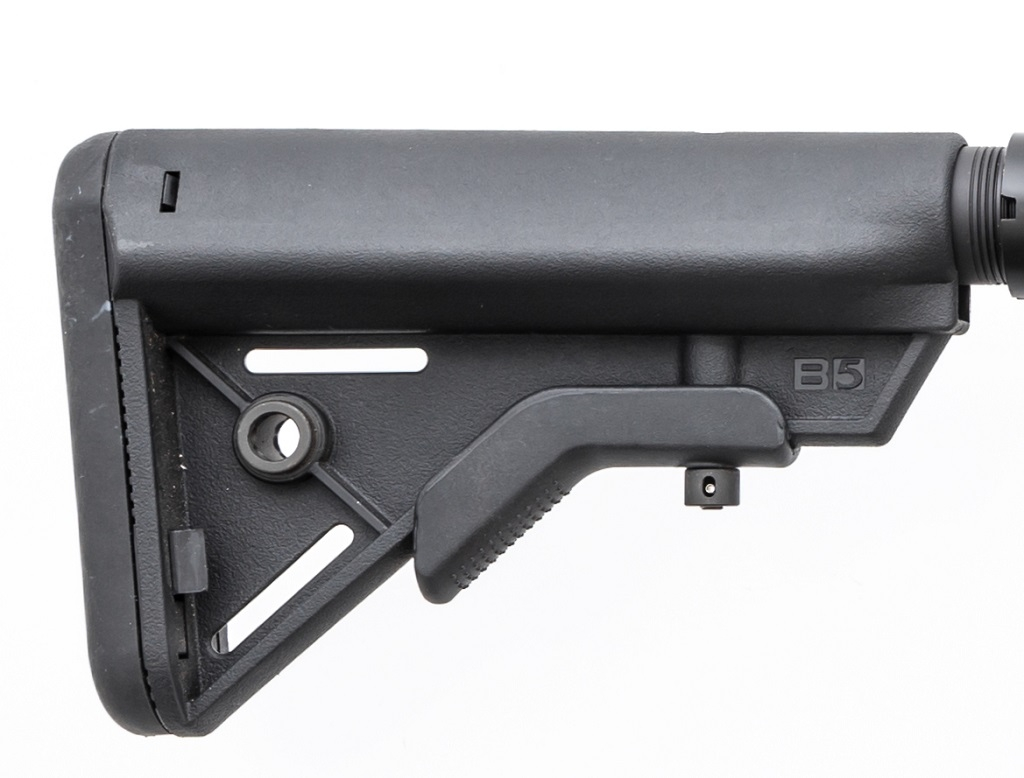 B5 Systems SOPMOD BRAVO Buttstock - MILSPEC