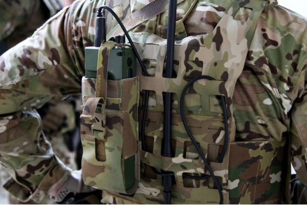 Blue Force Gear Multi-Radio Pouch