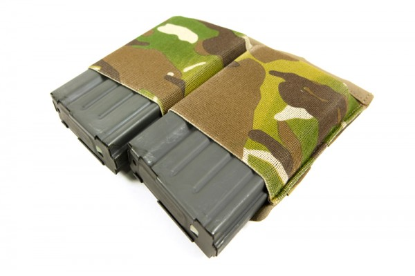 Blue Force Gear Ten-Speed Double 308 Mag Pouch - MC