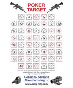 ADM Poker Target