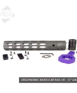 "ALG Defense Ergonomic Modular Rail 12"" (EMR) - V0"