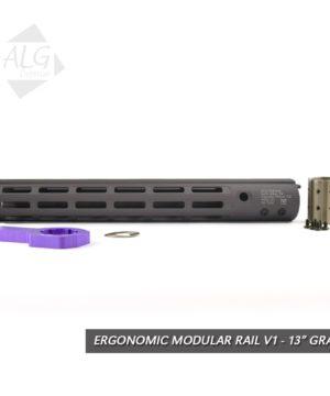 ALG Defense Ergonomic Modular Rail (EMR) - V1 M-LOK