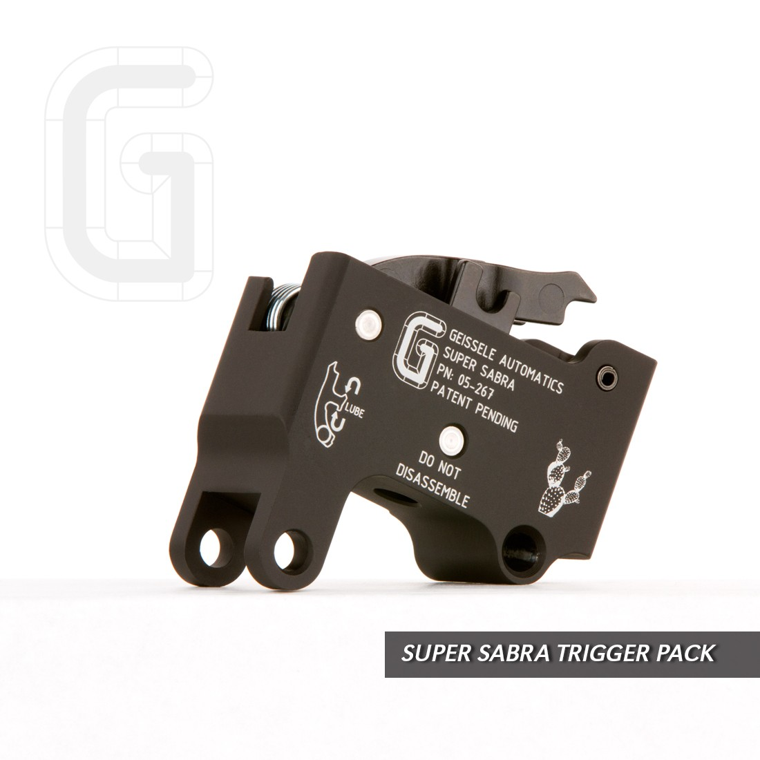Geissele Super Sabra Trigger Pack (IWI Tavor) Gen. 2