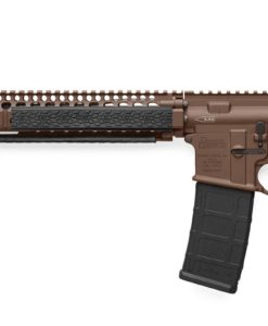 Daniel Defense MK18 Brown Cerakote 1