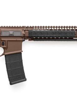 Daniel Defense MK18 Brown Cerakote 2