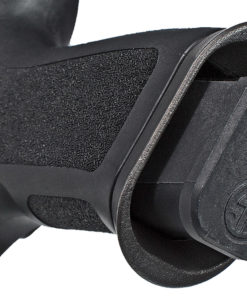Detachable Magwell - Helps facilitate faster reloads