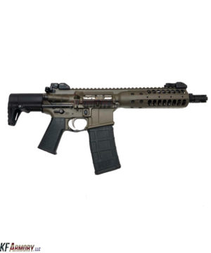 LWRC IC-PDW Patriot Brown