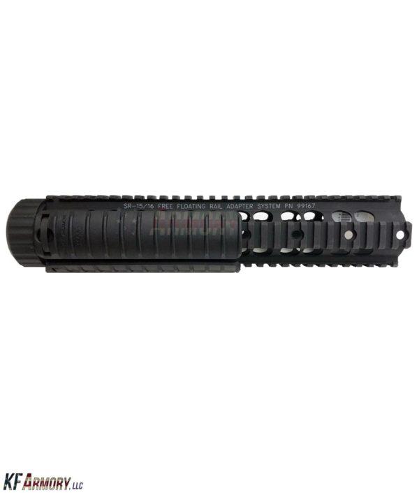 Knight's Armament Free Float Rifle RAS (MK 12 MOD 1), 5 56, W/ Three 11-Rib  Panels KM21318