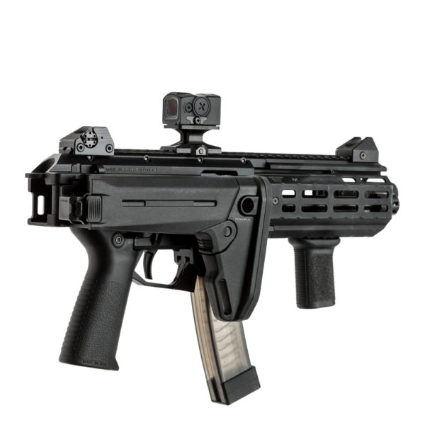 Reptilia Dot Mount For Aimpoint Acro P1/C1 - Lower 1/3 Co-witness 39mm - Firearm and sight not included