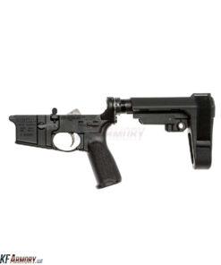BCM® Lower Receiver Group w/ SBA3 Pistol Brace (Black)