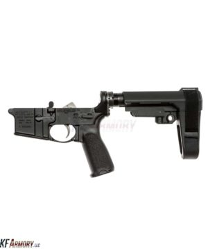 BCM® Lower Receiver Group w/ SBA3 Pistol Brace (Black)