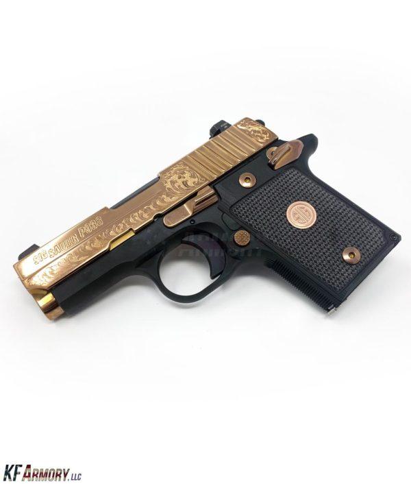 SIG Sauer P938 ROSE GOLD