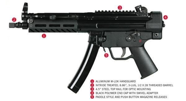 PTR 601 9CT