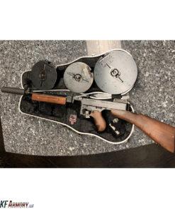 SilencerCo + Tommy Gun Summit Package