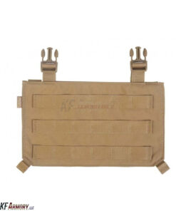 Velocity Systems MOLLE SwiftClip® Placard - FDE