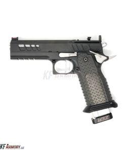 Atlas Gunworks Athena™ v2 Perfect Zero™ Pistol - Black/Silver