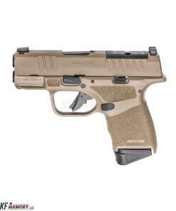 Springfield Armory Hellcat® 3″ Micro-Compact OSP™ 9mm Handgun – Desert FDE