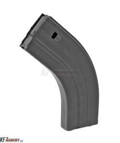 ASC 7.62x39 Magazine Fits AR Rifles - 30 Round - Stainless Steel Black