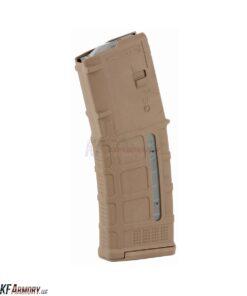 Magpul PMAG® 30 AR/M4 GEN M3® Window - Medium Coyote Tan