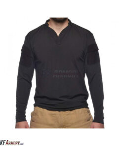 Velocity Systems BOSS Rugby - Long Sleeve - Black