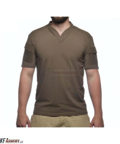 Velocity Systems BOSS Rugby - Short Sleeved With Envelope Pockets - Ranger Green