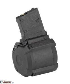 Magpul PMAG D-50 308 Win/762NATO - Fits DPMS/SR25/LaRue OBR - Black