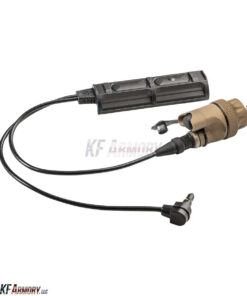 SureFire DS-SR07-D-IT Waterproof Switch Assembly for Scout Light® WeaponLights & ATPIAL/DBAL Lasers - Tan