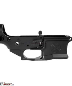 SilencerCo AR-15 Billet Lower Receiver - Black