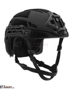 Galvion Caiman Bump Helmet System - Black