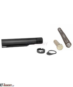 Geissele Premium MIL-SPEC Buffer Tube Assembly with Super 42, H3 - Black