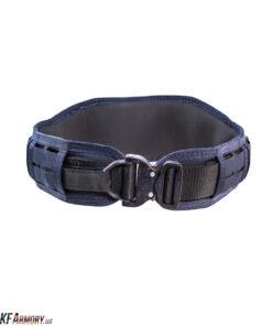 HSGI LASER SLIM-GRIP® PADDED BELT - SLOTTED - Black
