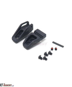 Knights Armament Iron Sight Assembly, Modular Scope Cap For Glock Sights PN:113883