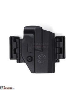 SIG Sauer P365 IWB/OWB Ambidextrous Black Kydex Holster - Black