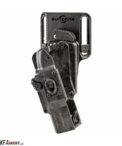 SureFire Masterfire® Pro Rapid Deploy Holster - Black