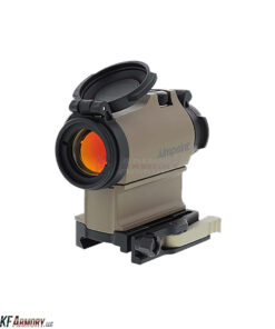 Aimpoint T-2 Micro Red Dot Sight 2 MOA with LRP Mount - FDE