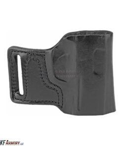 DeSantis E-Gat Slide OWB Holster Fits SIG P365 - Right Hand - Black