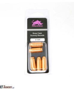 Mantis Pink Rhino Dummy Round Snap Caps – .40 S&W (5-Pack)
