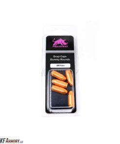 Mantis Pink Rhino Dummy Round Snap Caps – .380 ACP(5-Pack)