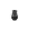 SilencerCo ASR Muzzle Brake Single Port - 1/2x28