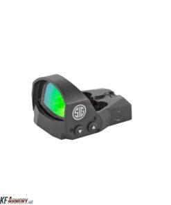 SIG Sauer ROMEO1 Reflex Sight 1x30mm 3 MOA Red Dot - Black