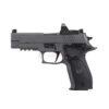 SIG Sauer P226 SAO Legion RXP 9mm - Black (SPP Item)
