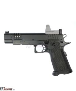 Staccato XL With Optic Option, Standard Stainless Barrel - 9mm