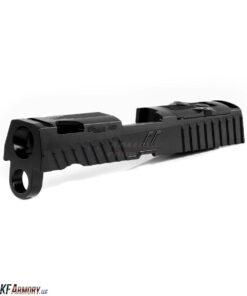 ZEV Technologies Z320 XCOMPACT Octane Stripped Slide RMR Cut - Black