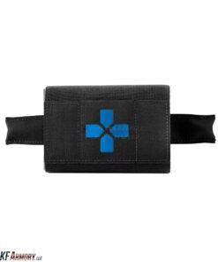 Blue Force Gear Micro Trauma Kit NOW! Complete Kit - Belt Mount Hook & Loop - Advanced Kit Supplies