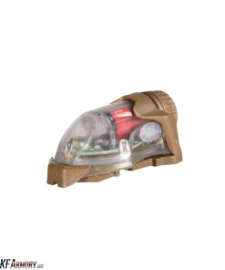 S&S Precision Manta Strobe™ With Webbing Adapter IR/Blue/White - Coyote Tan